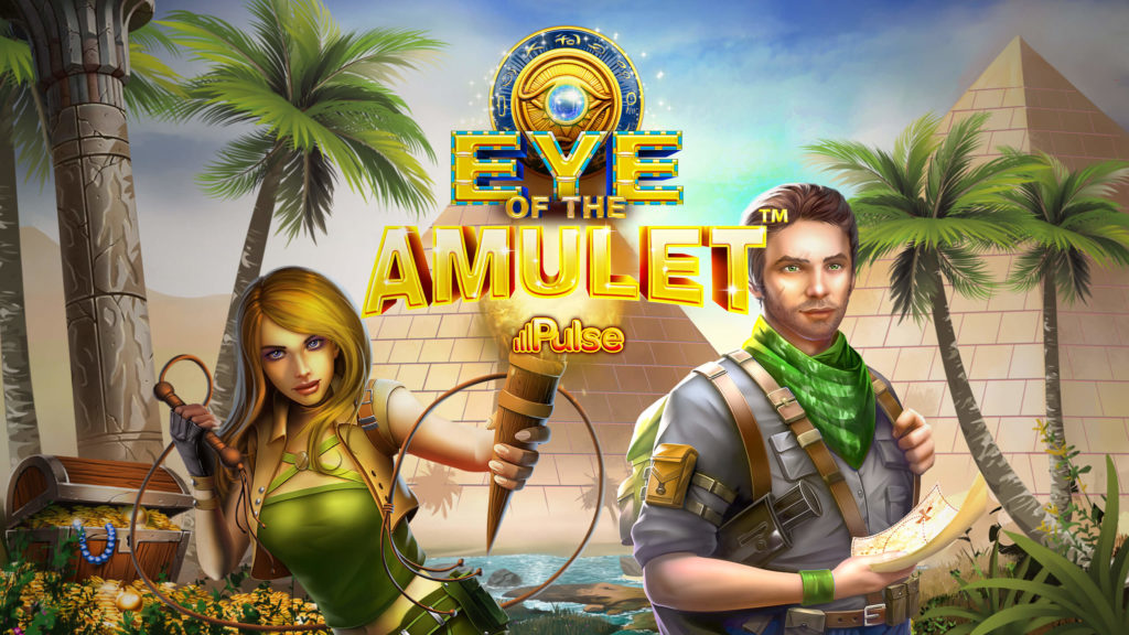 Slot Eye of the Amulet