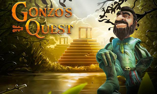 Slot online Gonzo's quest