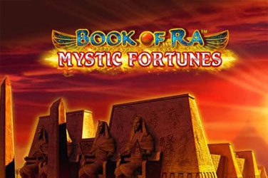 Book of ra mystic fortunes