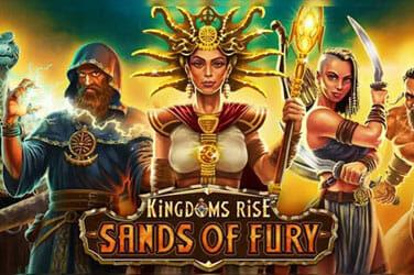 Kingdoms rise: sands of fury