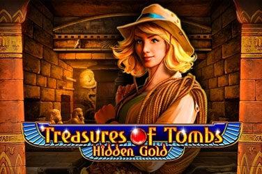 Treasures of tombs hidden gold