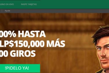 Bonificación de bienvenida de Greenplay casino online Chile